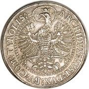2 Thaler - Leopold I (Hall) -  reverse