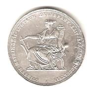 2 Gulden - Franz Joseph I (Silver Wedding Jubilee) -  reverse