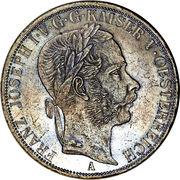 2 Vereinsthaler - Franz Joseph I -  obverse
