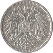 10 Heller - Franz Joseph I -  obverse