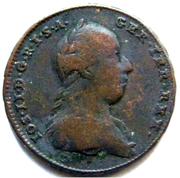 ½ Kreutzer - Joseph II -  obverse