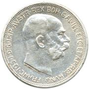 2 Corona - Franz Joseph I -  obverse