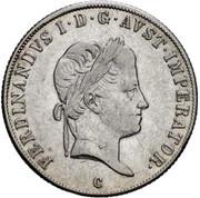 20 Kreuzer - Ferdinand I -  obverse