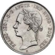 1 Thaler - Franz Joseph I -  obverse