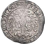 Groschen - Friedrich III-V (Graz) – obverse