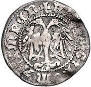 1/2 Groschen - Friedrich III - V (Graz) – obverse