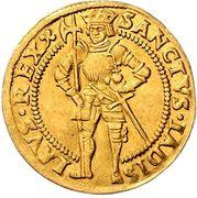 1 Ducat - Ferdinand I (Vienna) -  reverse
