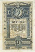 1 Gulden - Franz Joseph I -  obverse