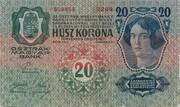 20 Kronen – reverse