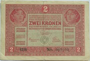 2 Kronen -  obverse