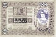 10,000 Kronen – reverse