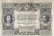 1000 Gulden -  obverse