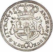 1 Kreuzer - Maria Theresia (Graz) -  reverse