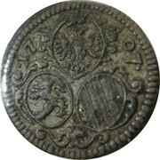 ½ Kreuzer - Joseph I (Graz) – obverse