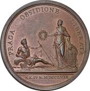 Medal - Liberation of Prague -  obverse