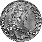 6 Kreuzer - Franz I -  obverse
