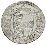 ½ Batzen - Maximilian I (St Veit) -  reverse