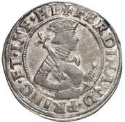 6 Kreuzer - Ferdinand I (Graz) -  obverse