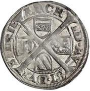 6 Kreuzer - Ferdinand I (Graz) -  reverse
