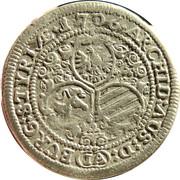 3 Kreuzer - Joseph I (Graz) -  reverse