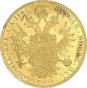 4 Ducat - Franz Joseph I -  reverse