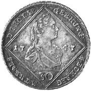 30 Kreuzer - Maria Theresia (Graz) -  obverse