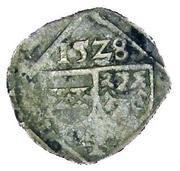 1 Pfennig - Ferdinand I (Carniola) – obverse