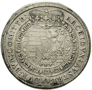 ½ Thaler - Joseph I (Hall) -  reverse