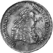 7 Kreuzer - Joseph II -  obverse