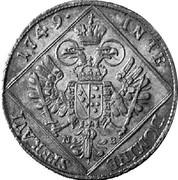 30 Kreuzer - Franz I -  reverse
