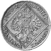 30 Kreuzer - Maria Theresia (Hall) -  reverse