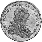 17 Kreuzer - Franz I -  obverse