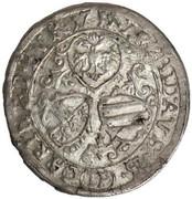 3 Kreuzer - Joseph I (St Veit) -  reverse
