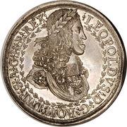 2 Thaler - Leopold I (Hall) – obverse