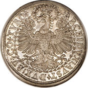2 Thaler - Leopold I (Hall) – reverse