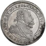 1 Thaler - Rudolf II (Hall) -  obverse