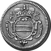 1 Heller - Maria Theresia – obverse