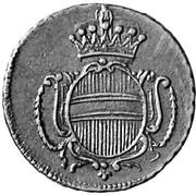 1 Heller - Joseph II -  obverse