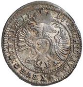 1 Kreuzer - Karl VI (Graz) -  reverse