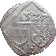 1 Pfennig - Ferdinand I (Graz) -  obverse