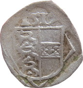 1 Pfennig - Maximilian I (St Veit) – obverse