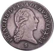 1 Kreuzer - Franz II -  obverse