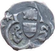 Pfennig - Albrecht V von Österreich (Vienna) – obverse