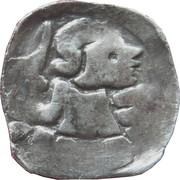 Pfennig - Albrecht II von Österreich (Vienna) – obverse