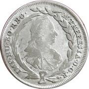 10 Kreuzer - Maria Theresia -  obverse