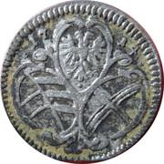½ Kreuzer - Karl VI (Vienna) -  obverse