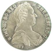 1 Thaler - Maria Theresia – obverse