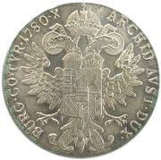 1 Thaler - Maria Theresia -  reverse