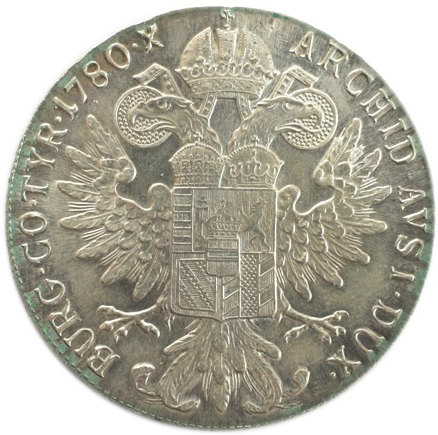 1 Thaler Maria Theresia Austria Habsburg Numista