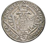 ¼ Thaler - Leopold I (St Veit) -  reverse